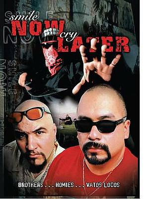 Smile Now, Cry Later, New DVD, James Logan, Sapo, Kid, Young D., Oso, Crooked, E