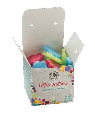 Little Hotties by Bomb Cosmetics - 32 different fragrances! Box of  32 hotties