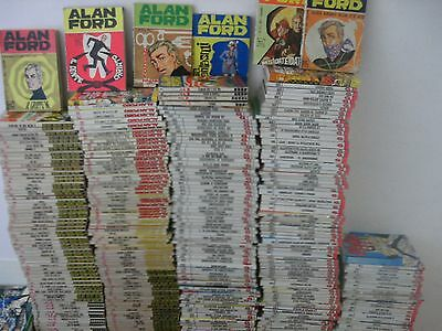 Alan Ford Originali 1/450 Completa