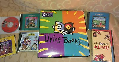 Living Books Library Software For Education Teacher Resource Library 4 Stories