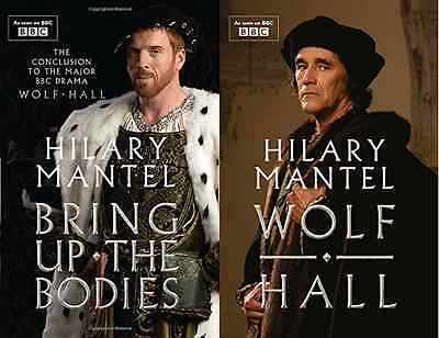 Wolf Hall and Bring Up The Bodies Now a major TV Series Paperback Fast Post