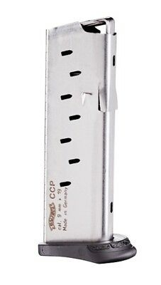 Walther CCP Magazine-Genuine 8 Round Walther CCP 9mm Mag-50860002