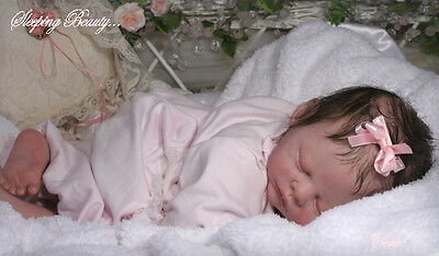 """Reborn Baby Doll KIT """"Sera"""" By Marissa May - Kit Comes With Belly Plate :)"""
