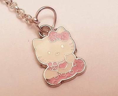 ***HELLO KITTY*** Baby*Silver*Purse Charm*Zipper Pull*Keychain