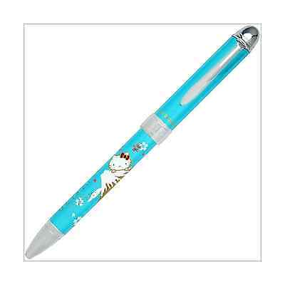 Hello Kitty MAKIE ( Gold lacquer) Sharp pencil x Ballpoint pen Japan limited NEW