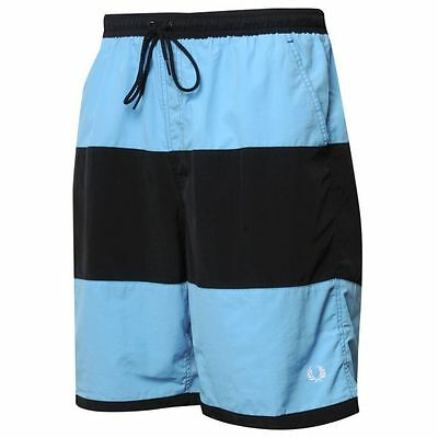Fred Perry Men's Two Colour Shorts 100% Authentic Size: S