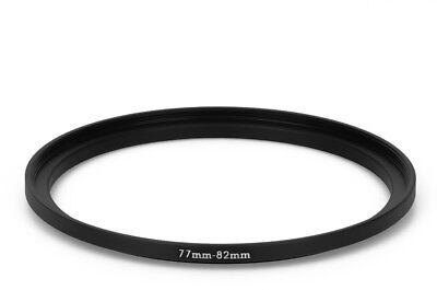 77 mm - 82 mm Filter Adapter Step-Up Adapter Filteradapter Step Up 77-82