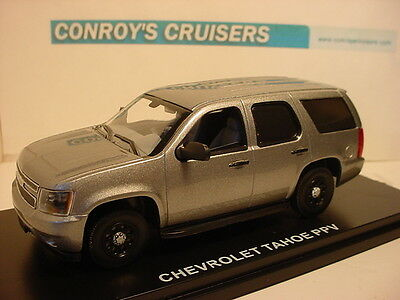 First Response Replicas Blank Silver 2011 Chevrolet Tahoe