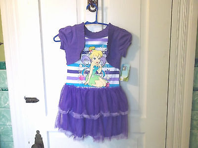 GIRLS KNIT TUNIC LENGTH TOP SIZE 5,6,6X BY DISNEY & NICKELODEAN NWT NICE!