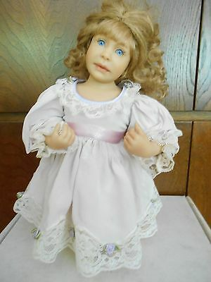 Amber Moon Collection resin doll ENCHANTMENT DIANE KEELER