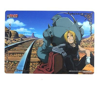Fullmetal Alchemist Clear Plate Poster mini shitajiki pencil board Japan 26