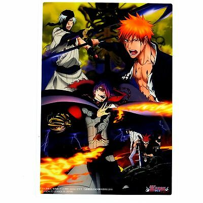 Bleach Clear Plate Poster mini shitajiki pencil board Japan anime official 14