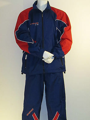 TPS Ice Hockey Tracksuit Blue/Red Senior sizes Senior Large & XL