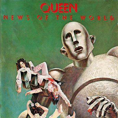 Queen - News Of The World: Cd Album (2011 Digital Remaster)