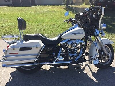 Harley-Davidson : Touring Harley-Davidson : Touring 2006 Road King - SCREAMING EAGLE - Police Edition