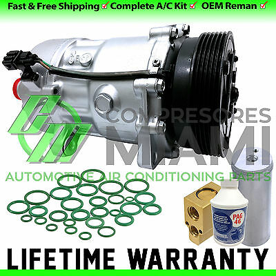 A/C Compressor Repair Kit Fits Volkswagen Jetta 1999-2005, Beetle 1998-2006 OEM
