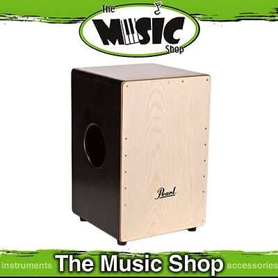 New Pearl Two Face Cajon Drum - PBC-512TF Dual Surface Cajon