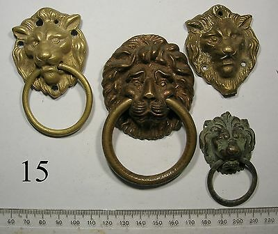 Brass Fittings of Interest to the Clockmaker or Furniture Restorer