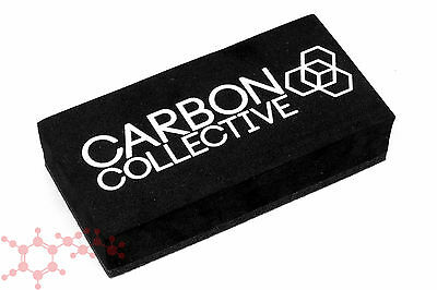 Carbon Collective Applicator Block ~ Tri Foam Nano Coating Block Car Detail Pad