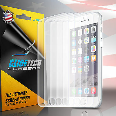 6x HD Clear Screen Protector Shield For Apple iPhone 6 Plus 5.5""