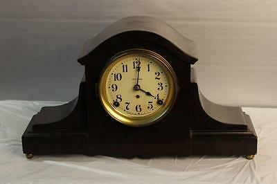 Antique Seth Thomas Adamantine Mantle Clock Early 1900's