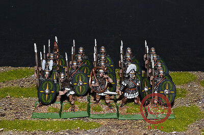 28mm Ancient WAB DPS Painted Imperial Roman Legionary Infantry WP7455