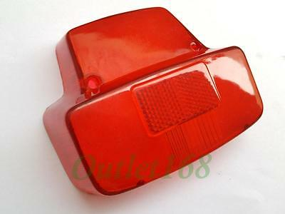 Piaggio Vespa 125 150 GL GT Sprint Super VBC 180 SS VLB Rr Light Tail Lamp Lens