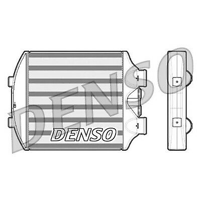 DENSO Intercooler - DIT26001 - Charger - Genuine OE Part