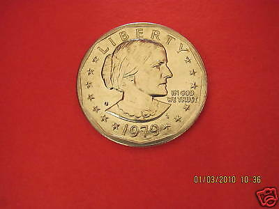 1979-S   BU Mint State (Susan B Anthony) US One Dollar Coin