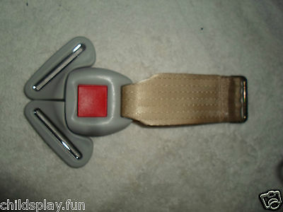 Graco Evenflo Cosco 5 point crotch buckle 4 car seat carseat.