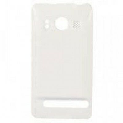Used HTC Evo 4G Sprint White Extended Replacement Part Battery Back Cover Door