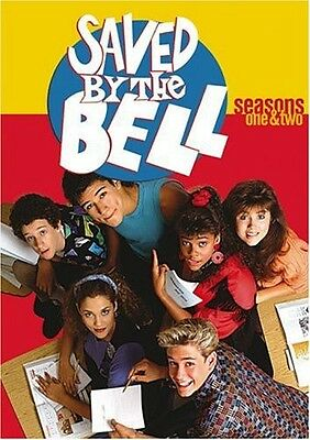 Saved by the Bell: Seasons One & Two [5 Discs (DVD Used Very Good) Seasons 1 & 2
