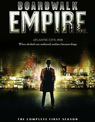 Boardwalk Empire: The Complete First Season [5 Discs] 88392 (DVD Used Very Good)