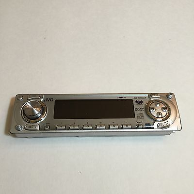 JVC ARsenal KD-LH1150 CD Player In Dash Receiver STEREO FACEPLATE ONLY!!