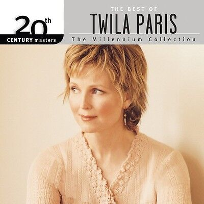 Millennium Collection: 20th Century Masters - Twila Paris (CD Used Very Good)