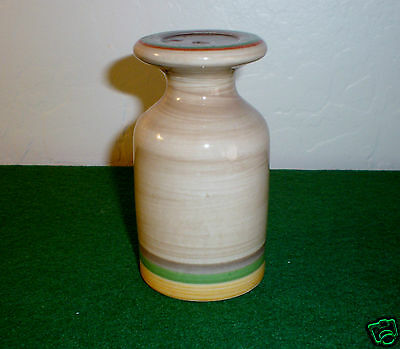"DUDSON Armolite Pepper Shaker ONLY- Made in England - 4.0"" tall"