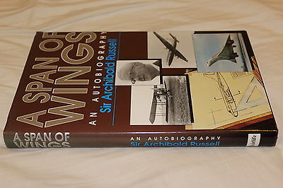 (83) A span of wings / Sir Archibald Russell / Airlife