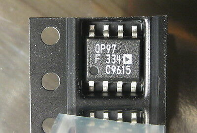 10 pcs Analog Devices OP97 Low Power, High Precision Operational Amplifier