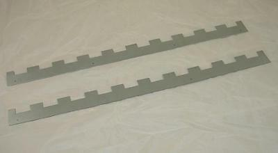 Castellated Spacers / Holds 10 Frames - Beekeeping / Beehive / Hive - 1 Pair