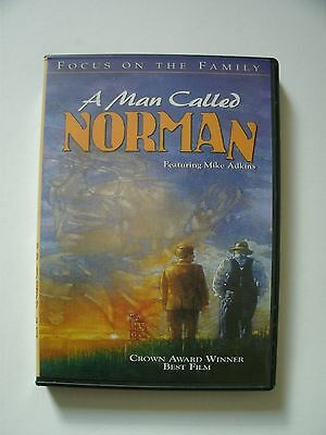 *DVD* A Man Called Norman DVD *Brand New* not a copy, Rare, Hard to find