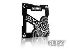 NEW Hudy Quick Camber Gauge 1/8 Offroad (Hd107751) from RC Hobby Land