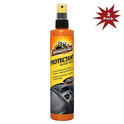 Armorall Protectant Gloss Finish Car Dashboard Trim Cleaner 300ML  2Pack