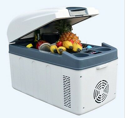 Portable DC 12/24V 20L Refrigerator Cooler & Warmer for Car and Home only 220v