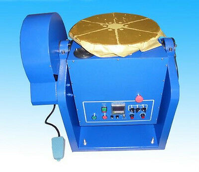 500KG 1100 lbs Heavy Duty Welding Positioner Turntable-New