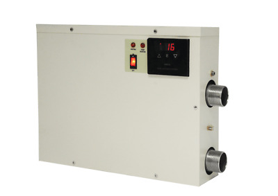 Latest 5.5KW/220V Pool Heater Special for Small Pool & Massage Pool&Hot Spring