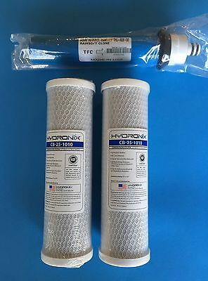 Rainsoft Ultrefiner Uf50 Uf50T Uf50N 50 Gpd Filter Pack - City Water