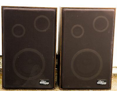 ZENITH ALLEGRO 1500 SPEAKERS Tested And Works Great!