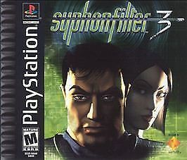 Syphon Filter 3 (Sony PlayStation 1, 2001) DISC ONLY