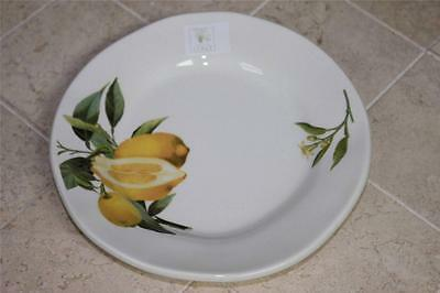Opificio Etico Lemons Limones Salad Plates - Made in Italy - Set of 4