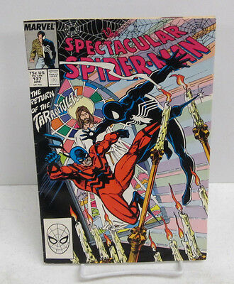 Spectacular Spider-Man #137 April 1988 By Marvel Comics Fine (6.0)